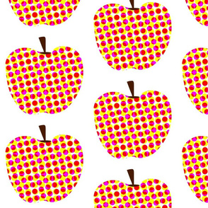 Pop Art Apples