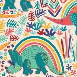 Rainbow Bright Dino-Mite - Gender Neutral