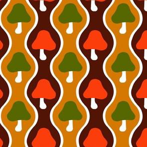 Groovy Mushroom