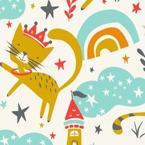 Princess Kitty - Large Scale