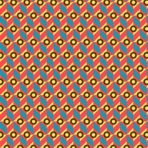 Casual Color Blocking