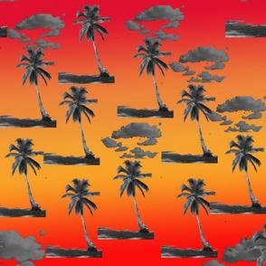 new miami tree prints