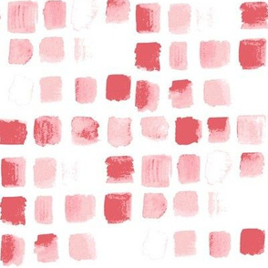 watercolor swatches - reds