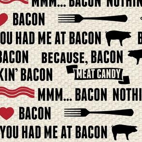I Heart BIG Bacon