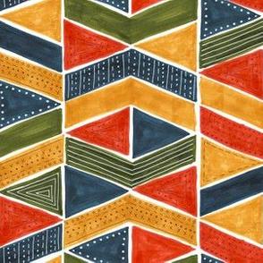 detailed geometric pattern