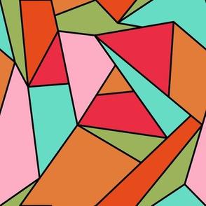 BaB-Color Block Brights