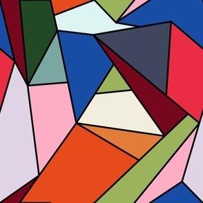 BaB-Color Block Multi
