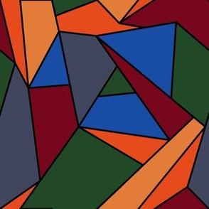 BaB-Color Block Darks