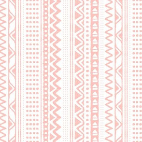 Minimal zigzag mudcloth bohemian mayan abstract indian summer love aztec design coral summer fall vertical stripes