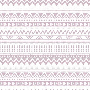 Minimal zigzag mudcloth bohemian mayan abstract indian summer love aztec design mauve purple fall horizontal stripes
