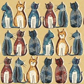MARRAMEU CATS