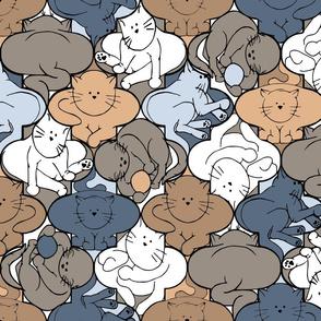 Ogee Kitties