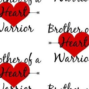 Brother of  Heart Warrior