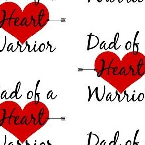 Dad of a Heart Warrior