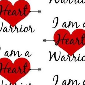 I Am a Heart Warrior