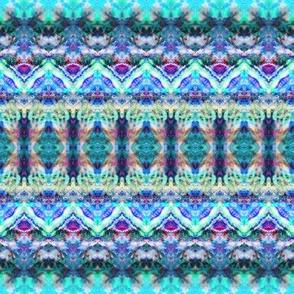 Blue Random Watercolor