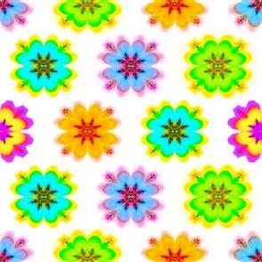 Pastel Flower Child