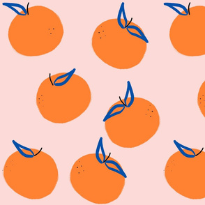 Clementines - large scale
