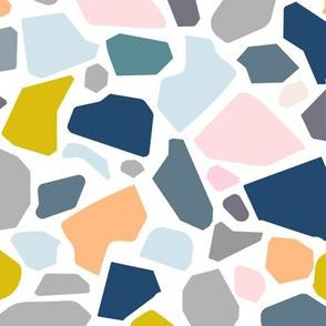 Cut out shapes - block colour