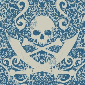William Morris was a Pirate