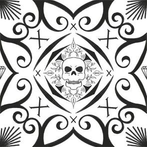 Lady Bones Of The Coast