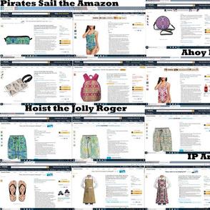 Pirates Sail the Amazon