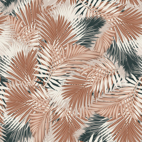 Nomade Palm Leaves