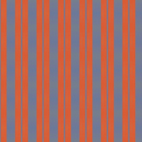 Thick Red and Blue Stripes