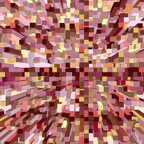 Million Color Blocks linen