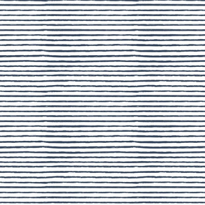 navy grunge brushed stripes