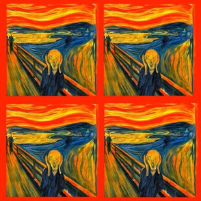 The Scream x 4