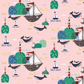 Pirates Pink
