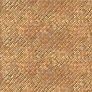 Hawaiian Tropical Weave-dark honey