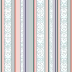 Sea Lace Stripe