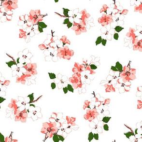 Blossom (White)