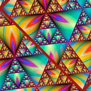Fractal Triangles