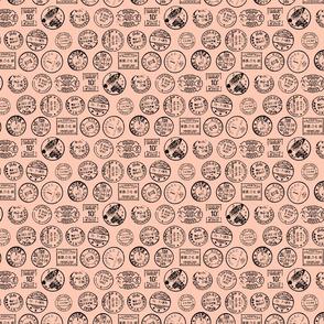 Postmarks (Rosé)