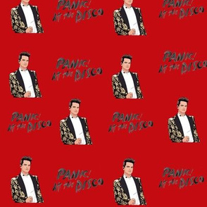Panic! At The Disco Brendon Urie