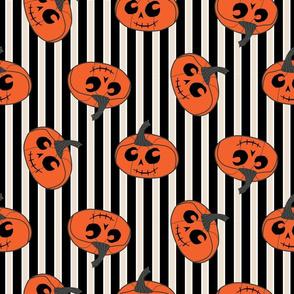 Small Halloween Pumpkins 1