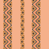 Ethiopian Stripes-Neutral-Medium
