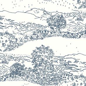 Isle of Canna Retreat slate