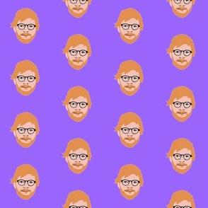 The shape of Ed – Purple