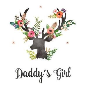 "8"" Daddy's Girl"