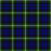 Clan Lamont Modern Tartan