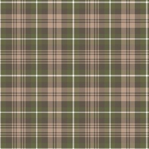 Clan Lamont Ancient Heather Tartan