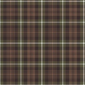Clan Lamont Modern Heather Tartan