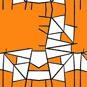 the dream of dreamer (orange)