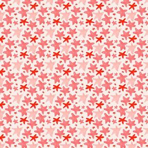 Jumping Starfish