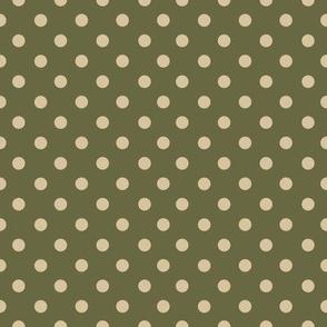 NB - Olive Dots