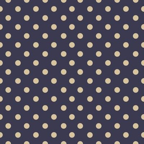 NB - Navy Dots